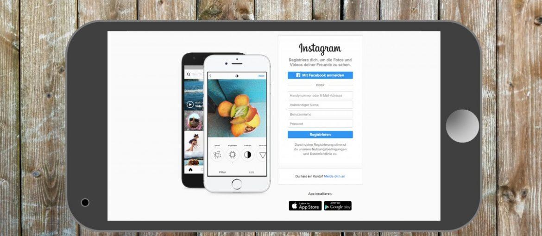 B2B Leadgenerierung auf Instagram